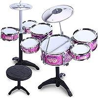 ad91c9c415c2f LIUFS-Tambor Infantiles Tambores Música Juguetes educativos Percusión Bebés  Educación ...