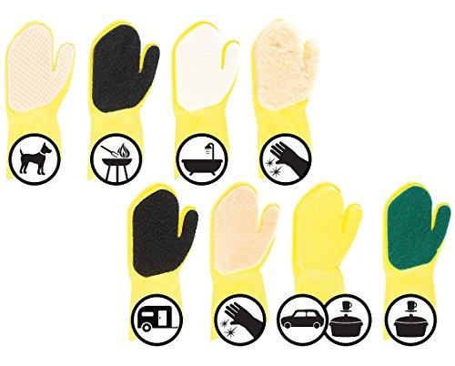 pearl-guante-de-limpieza-de-juego-para-diestros-8-tipos-diferentes