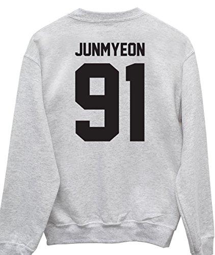 hippowarehouse-junmyeon-91-printed-on-the-back-unisex-jumper-sweatshirt-pullover