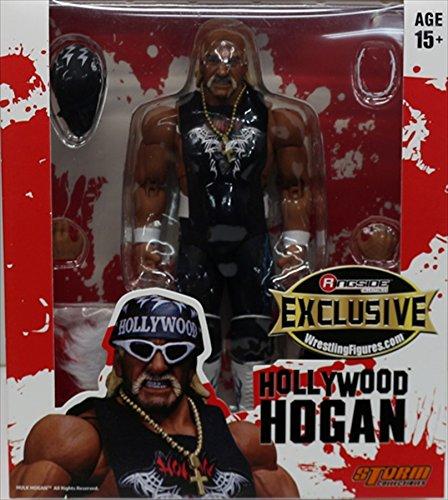 Wrestling Black & White NWO Action Figure Hulk Hogan Hollywood WWE Elite
