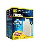 Fluval A499 Clean & Clear Filterpatrone für U-Innenfilter, weiß