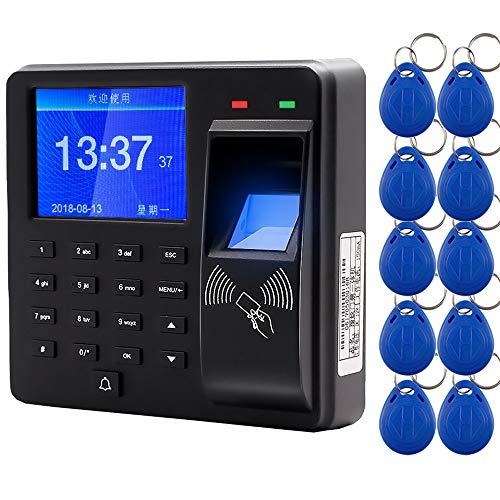 AMAO Sistema control acceso huella digital Teclado