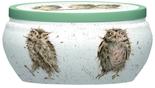 """Wrendale """"What a Hoot Duft Collection"""" Wachs gefüllt Boutique Dose, mehrfarbig"""