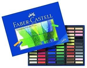 Faber-Castell 128272 Mini Crete, 72 Pezzi