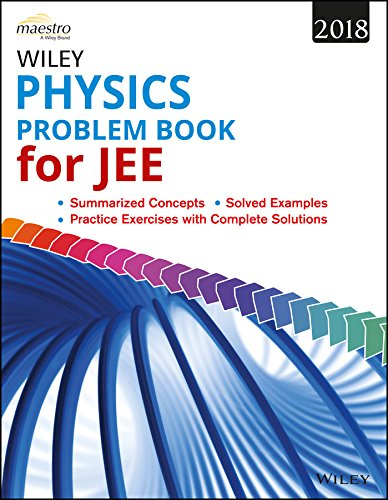 Wiley's Physics Problem Book for JEE