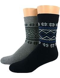 Unisex Norweger Socken Doppelpack