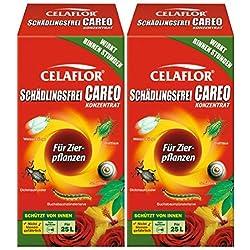 Celaflor Careo Concentré anti-nuisibles pour plantes ornementales-100ml 500 ml