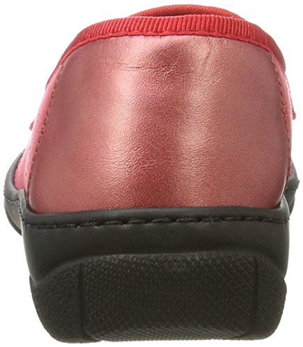 Podowell Magik, Chaussons Montants Mixte Adulte Rot (Rot)