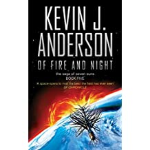 Of Fire and Night (Saga of Seven Suns Book 5)