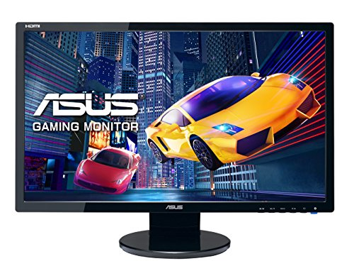 Asus VE248HR 24-Inch LED Monitor (16:9, 250 cd/m2, 1920 x 1080, 1 ms, HDMI/VGA/DVI-D)