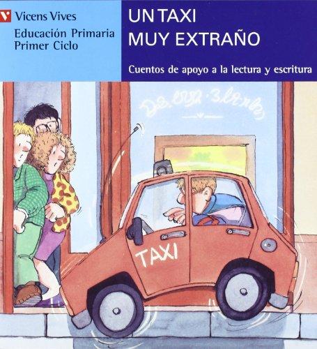 Un taxi muy extraño (Serie Azul): 17 (Cuentos de Apoyo. serie Azul)