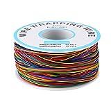 P-N colorato B-30-1000 280M Cavo di prova in rame avvolgente for isolamento a 8 fili colorato elettrico