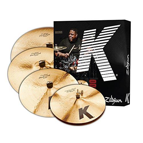Usado, Zildjian KCD900 K Custom Series Dark Cymbal Box Set segunda mano  Se entrega en toda España