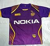 #9: Kolkata Knight Riders Jersey for men