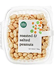 Whole Foods Market Roasted and Salted Peanuts, 250 g
