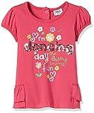 #10: Donuts Baby Girls' T-Shirt (268417616_06M_FUCHIA)