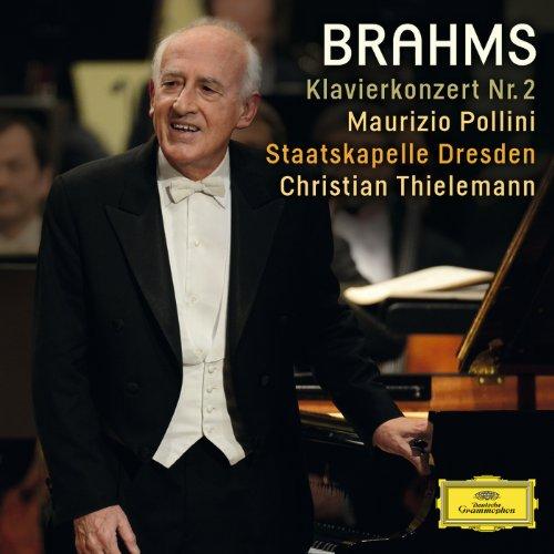 Brahms: Piano Concerto No.2 In B Flat, Op.83 - 2. Allegro appassionato (Live)