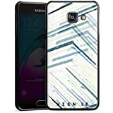 Samsung Galaxy A3 (2016) Housse Étui Protection Coque HIEN LE Bandes Motif