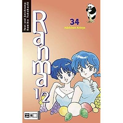 Ranma 1/2 Bd. 34.