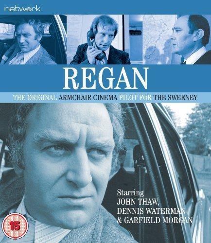 Regan - The original Armchair Cinema pilot for The Sweeney [Blu-ray] [UK Import]