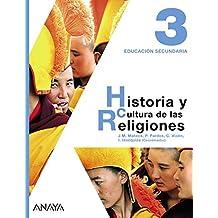 Historia y Cultura de las Religiones 3. - 9788466788793