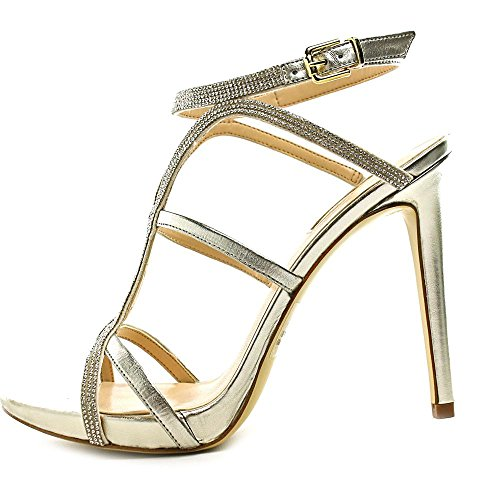 Guess Adalee 2 Toile Talons Silver Multi
