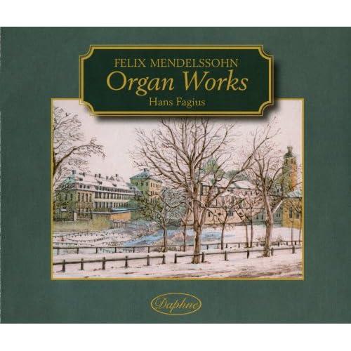 Organ Sonata in C Minor, Op. 65 No. 2, MWV W57: III. Fuga: Allegro moderato