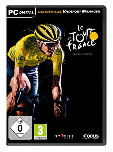 Pro Cycling Manager 2016 [PC Code - Steam]