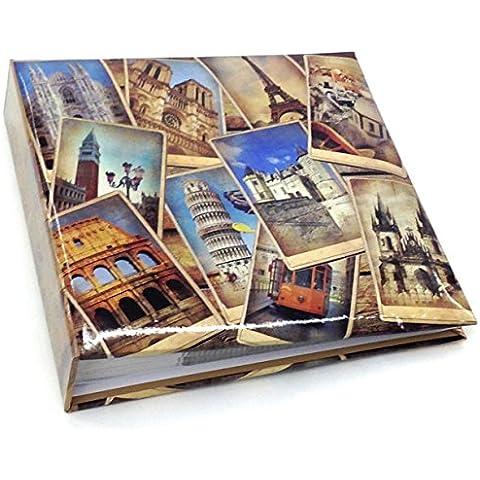 ARPAN - Álbum de fotos para recuerdos de viaje (200 fotos, 10 x 15 cm)