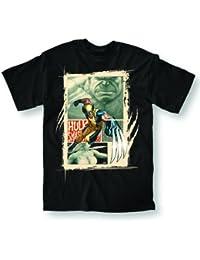 Wolverine Savage Smash Camiseta Negra Para Hombres
