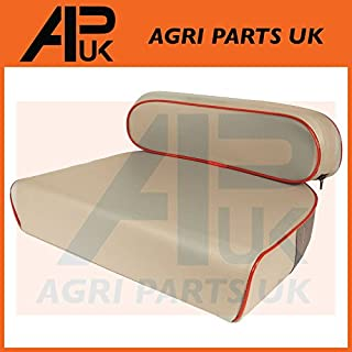 APUK Massey Ferguson 35 35 X 65 135 148 165 168 175 178 Tractor Seat Pan Cushion set