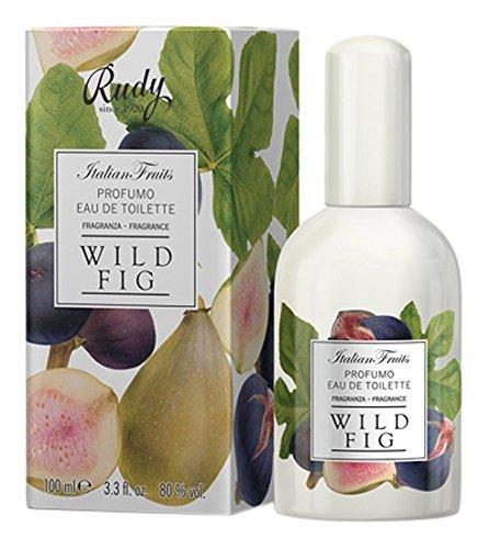 Rudy Profumi Eau de Toilette Unisex Italian Fruits Wild Fig 100ml - Eau De Fruits