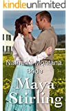 Nathan's Montana Bride ( Clean, sweet Cowboy Historical Romance) (Montana Ranchers and Brides series Book 1) (Montana Ranchers Brides)