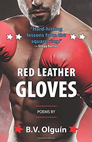 Red Leather Gloves