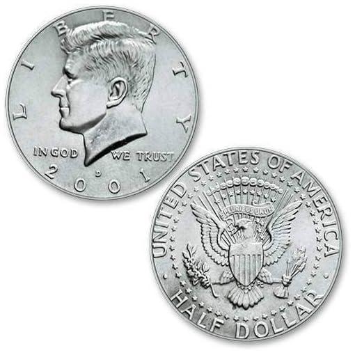 Half-Dollars-regular-one-roll-of-20-coins-Magie-mit-Tuch-Zaubertricks-und-Magie SOLOMAGIA Half Dollars Regular one roll of 20 Coins – Magie mit Tuch – Zaubertricks und Magie -