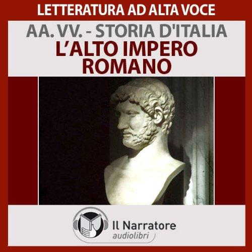 L'alto impero romano (Storia d'Italia 8)  Audiolibri