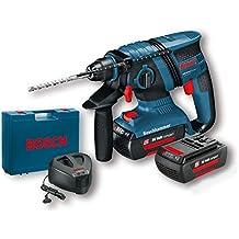 Bosch GBH 36 V-LI Compact Professional - Martillo perforador (36 V, 297 mm, 2900 g, 83 mm, 207 mm)