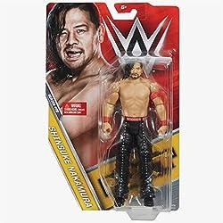 WWE BASE SERIE 72 wrestling action figure - Shinsuke NAKAMURA