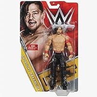 WWE BASE SERIE 72 wrestling action figure - Shinsuke NAKAMURA - NUOVO in scatola e in MAGAZZINO
