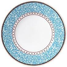 Pip Studio - Blue Dinner Plate