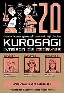 Kurosagi : Livraison de cadavres Edition simple Tome 20
