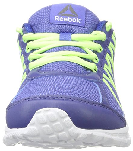 Reebok Speedlux 2.0, Scarpe da Corsa Donna Multicolore (Lilac Shadow / Deep Cobalt / Electric Flash / White)