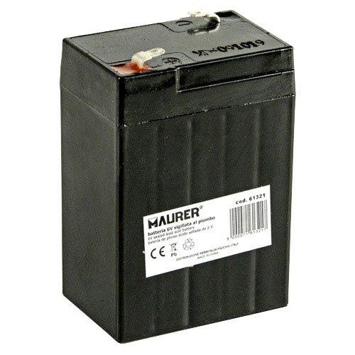 Maurer Sostituzione Della Batteria Per La Torcia Elettrica 19041035/45/70