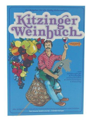 Arauner Kitzinger Weinbuch