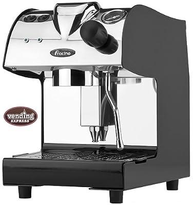 Fracino Piccino in colour Domestic Espresso Coffee Machine