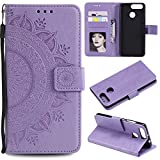 COZY HUT ZTE Blade V9 Vita Case, Premium Soft PU Leather