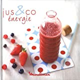 Jus & co energie: Written by Adele Hugot, 2012 Edition, Publisher: LEC (Les Editions Culinaires) [Hardcover]