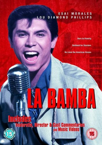 La Bamba [DVD] by Lou Diamond Phillips