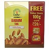 #6: Dabur Badam Tail - 100 ml with Free Dabur Honey - 100 g Worth Rupees 59
