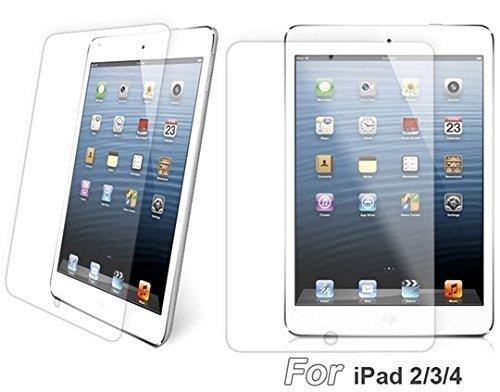 Protector de Pantalla Cristal Templado para iPad 2 3 y 4